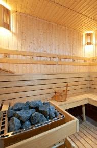 Finse sauna op maat